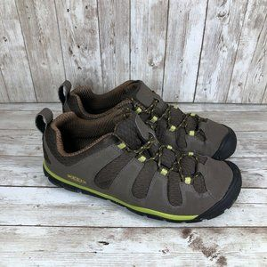 Keen Haven CNX Shoes Womens Olive Green Size 7.5